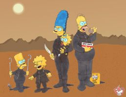 The Dune Simpsons by Gulliver63
