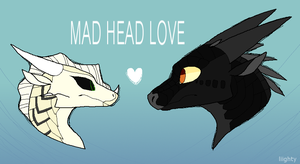 mad head love by stArchaeopteryx
