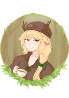Request - Forest Tea by RenandSana