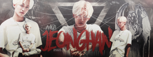 [BANNER] Angel Jeonghan by Brianna3131
