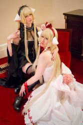 Chobits - Sisters by SparklePipsi