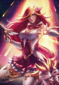 Star Guardian Miss Fortune .nsfw opt. by Axsens