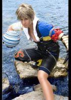Tidus - Secrets of the Summer by NanjoKoji