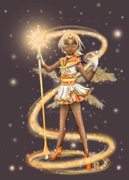 Sailor Sol Star -Contest Entry- by Delight046