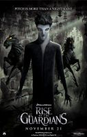 Pitch. -Rise of the guardians. by SirKannario