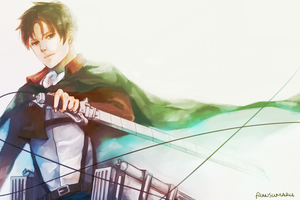 Lance Corporal Rivaille by Fransumaru