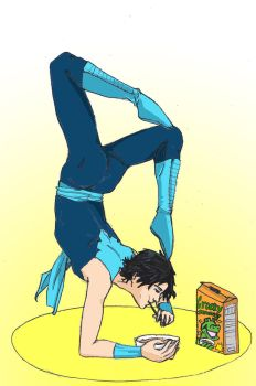N52 Dick Grayson by Haycle