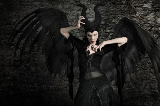 Maleficent II by creativephotoworks