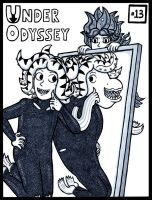 Under Odyssey Chapter 13 Cover by EvilCake