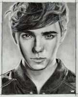 Nathan Sykes by ludvigsen