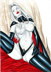 Ladydeathh by Lewiscomicarts