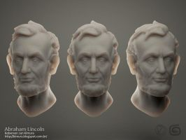 Abraham Lincoln by robersonjk