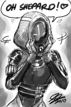 Tali love by johnjoseco