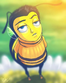 Barry Bee by crystachick