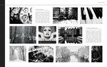 Monochrome Gallery CSS by Gasara