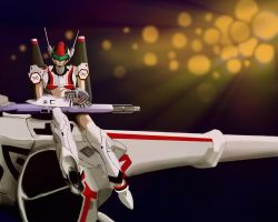Macross Frontier by thefourtyseventh