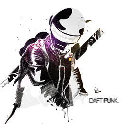 Daft Punk Tag by LD-DS