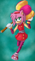 Boom!Amy by fennecthefox15