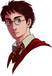 Harry Potter: Red by wasting-air