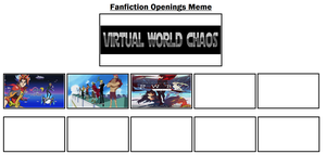Virtual World Chaos Openings by MarioFanProductions