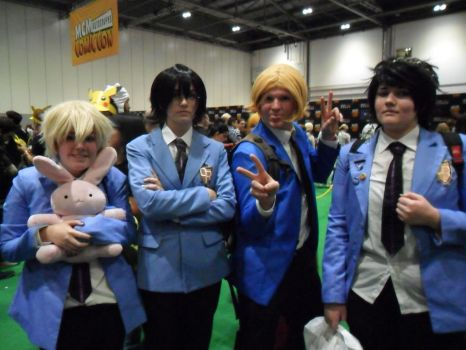 MCM Expo London October 2014 18 by SEGA2009