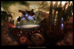 deva-station by jamga