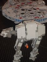 Lego AT-AT 2 by V-kony