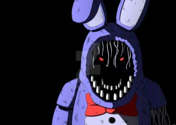 Withered Bonnie by ktimz