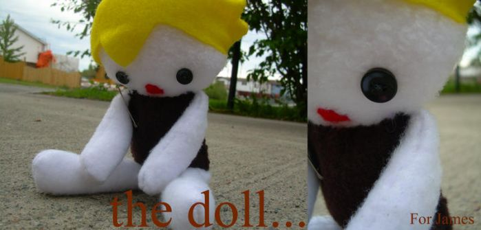 The Doll for Delmien by sabby64