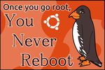 Once you go root... by doctormo