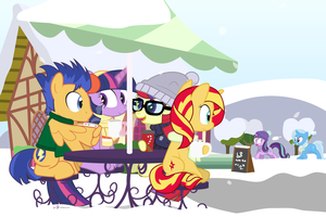 Questions Over Coffee by dm29