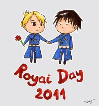 Royai Day 2011 by Michiyo-chan89