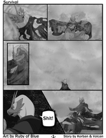 Survival - Page 1 by RubyofBlue
