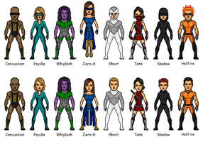 Supers by Bry-Sinclair