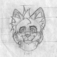 Spinning head gif - WIP by BlackYoshi666