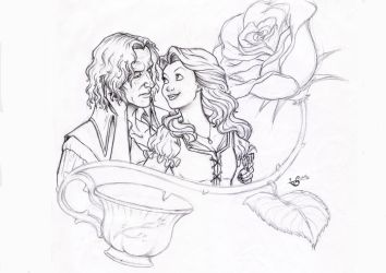Rumbelle Project - WIP by giulal
