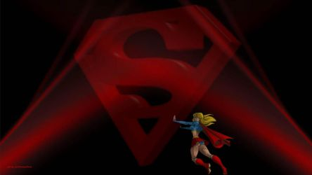 Supergirl Push 3 by Curtdawg53