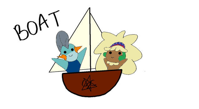Pokemon-of-Avalon: Boat,Boat,Boat (Animation) by learn2chillax