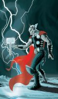 color Thor by strib