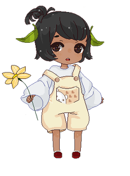Adoptable open! **leaf keeper** BID by sunflowers123