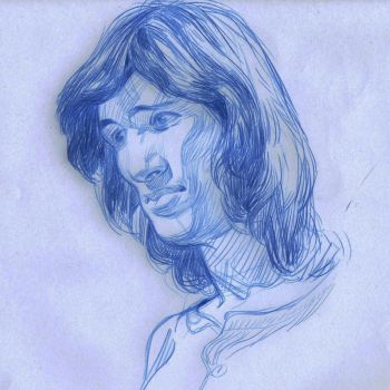 young roger waters by mir-ahmad