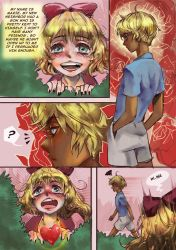 Emotion Page1 by leefaan
