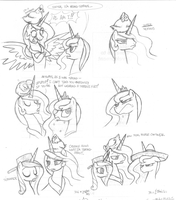 Being Serious is Serious Business by Zicygomar