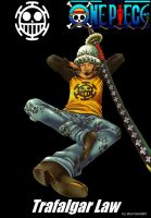 Trafalgar Law by sturmsoldat1
