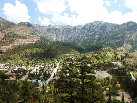 Ouray, CO by rzgrc