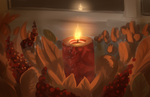 Day 1: Candle Lit by Rhinorocket