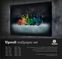 Upwell wallpaperpack by tomasbrechler