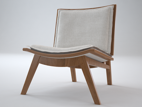 Chair by Th4d