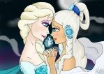 Elsa and Yue by bookxworm89