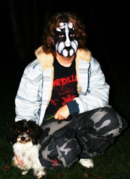 Corpse paint by EvilWilfre